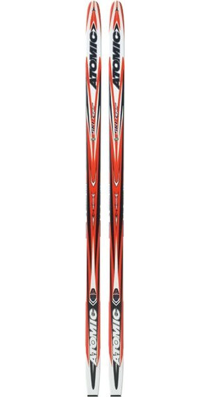Atomic Junior Ski Tiger Grip w SNS Auto